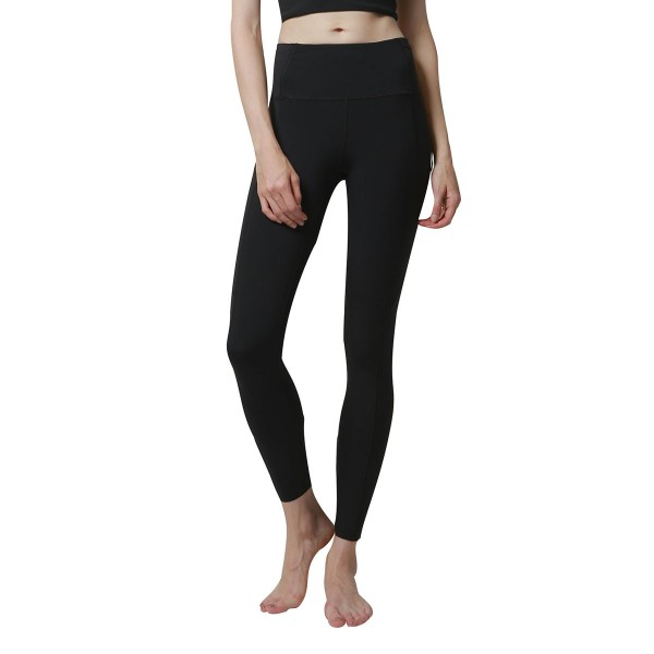 High Waisted Women Workout Pants Compression Running Tights Yoga Leggings