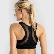 Racerback High Impact Sports Bra For Gym Workout Yoga Running